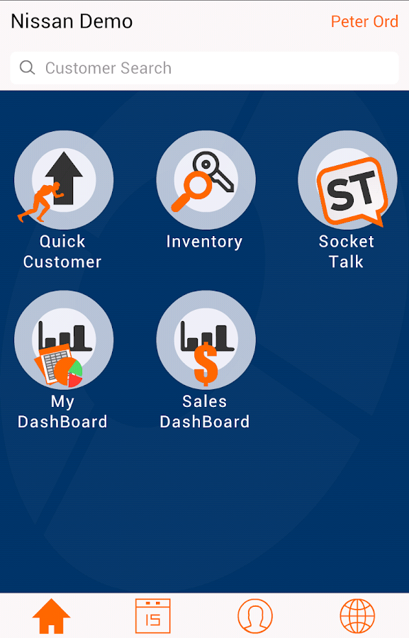 DealerSocket Sales - screenshot