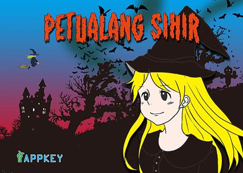 PETUALANG SIHIR Halloween