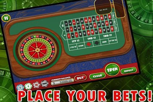 Casino Roulette Jackpot Free