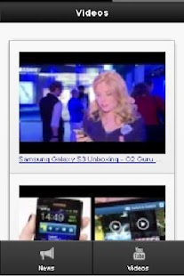 Galaxy S3 News & Update - screenshot thumbnail