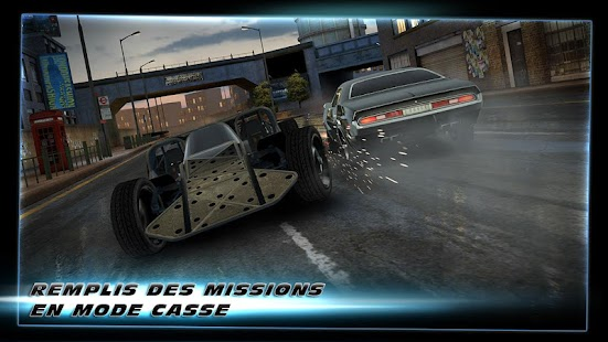 Fast & Furious 6: Le Jeu - screenshot thumbnail