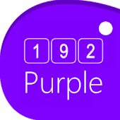 APW Theme 192C Purple