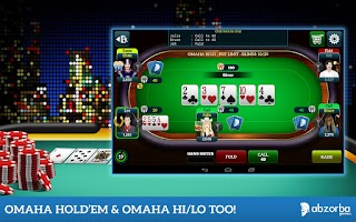 Screenshot of Poker Live