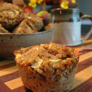 "Apple ""Oat"" Muffins."