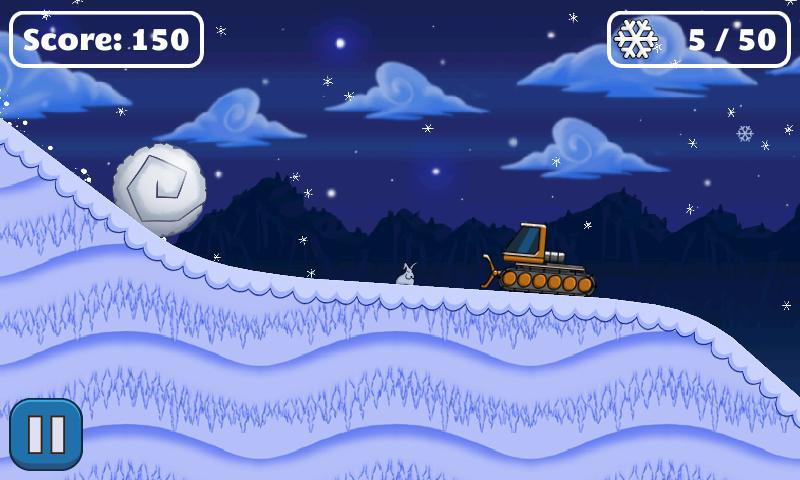 Snomentum - screenshot