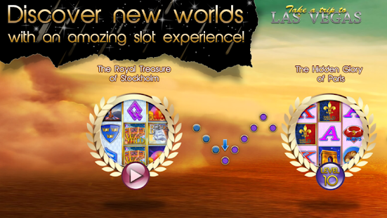 Slots - World Adventure - screenshot thumbnail