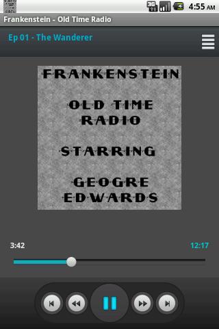 Frankenstein Old Time Radio