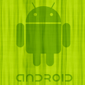 Android 1 GO Launcher Theme logo