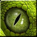 Snake Eye Live Wallpaper logo