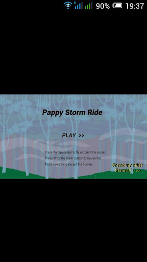 Pappy Storm Ride