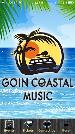 Goin Coastal Music Series