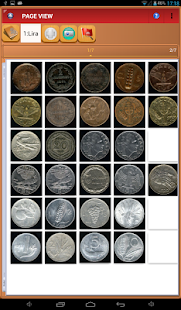 Pocket Coins Collection Lite - screenshot thumbnail