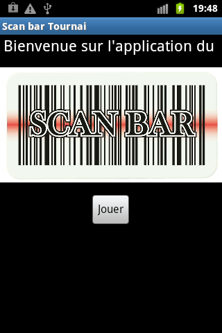 Scan Bar Tournai