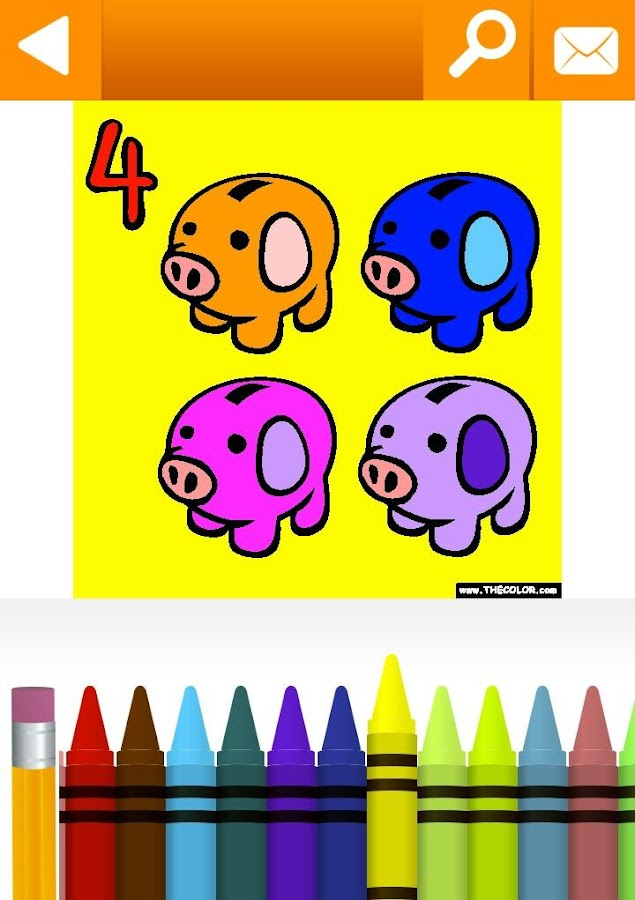 School Coloring Book Free- screenshot