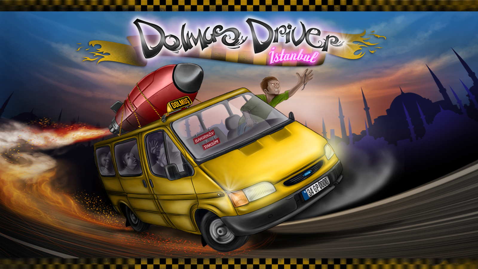 Dolmus Driver- screenshot