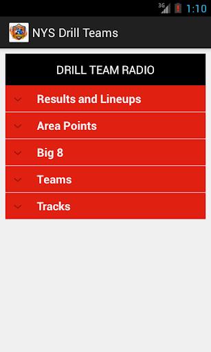 Drill Team App