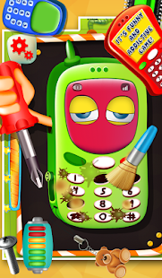 Kids Mobile Repairing- screenshot thumbnail