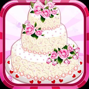 Tải Rose Wedding Cake Game APK