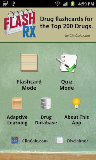 FlashRX Lite by ClinCalc