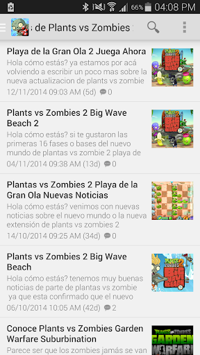 Trucos Plants vs Zombies 2 for PC