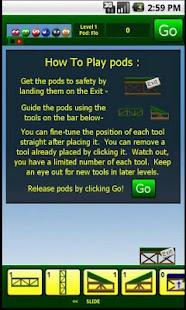 Pods Free- screenshot thumbnail