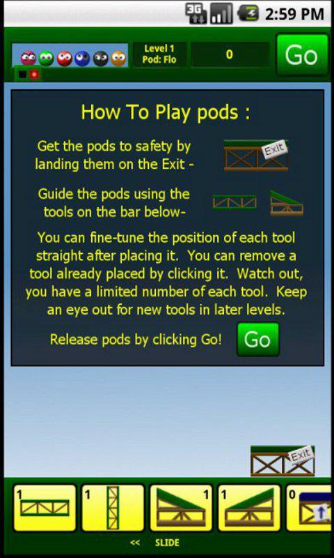 Pods Free- screenshot