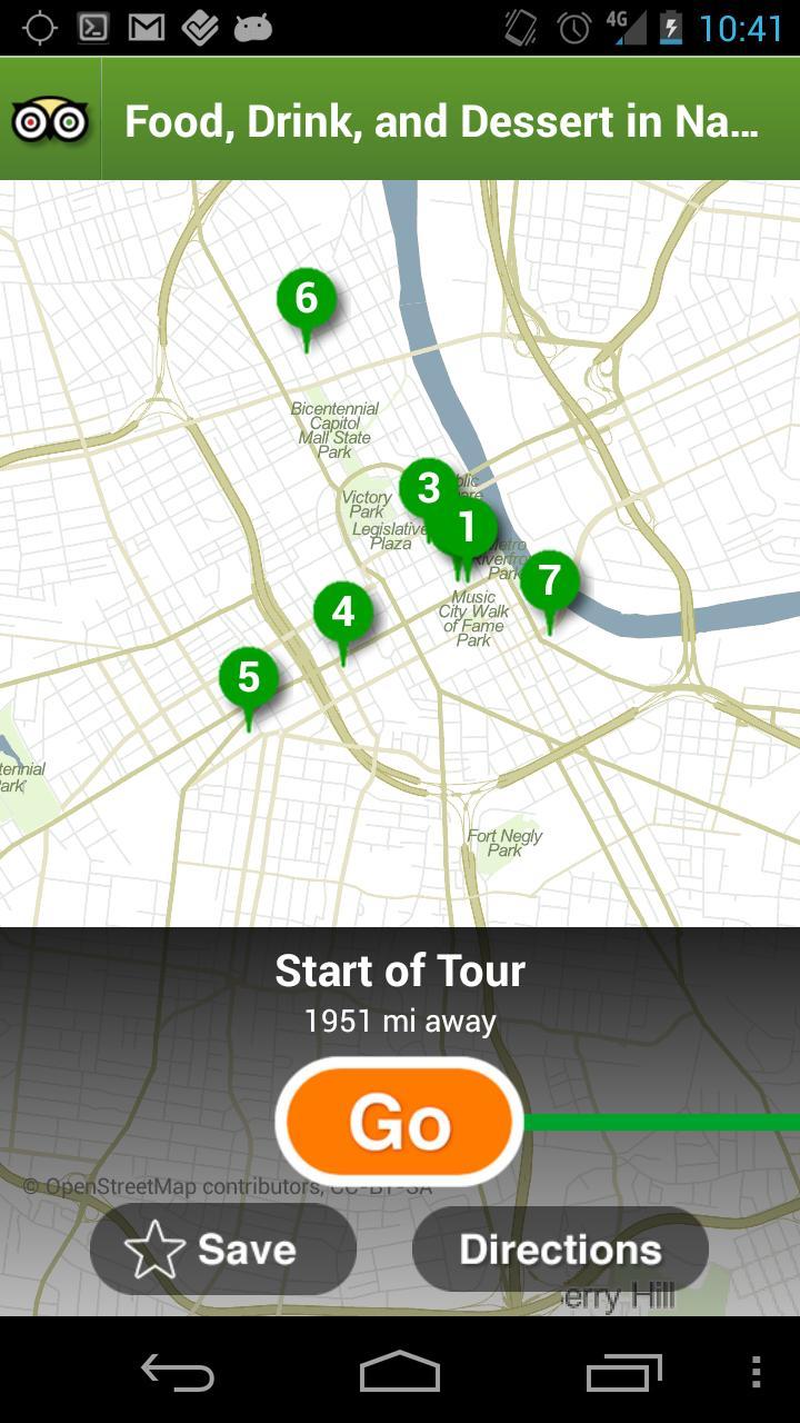 Nashville City Guide screenshot #5