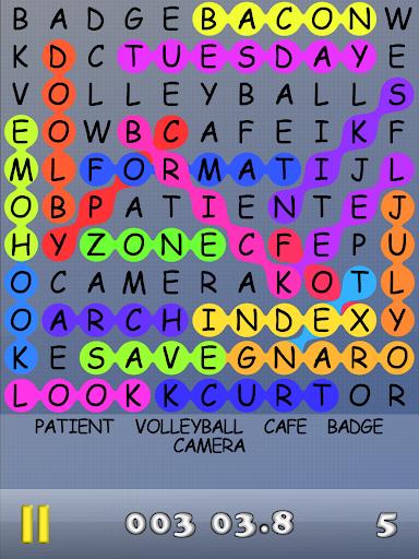 Word Search 3.8.9 screenshots 4