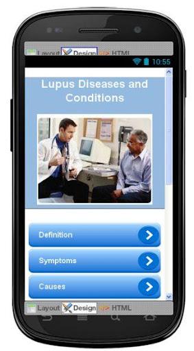 Lupus Disease Symptoms