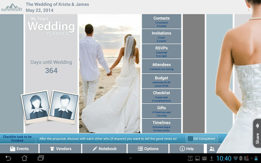 Perfect Wedding Planner Free