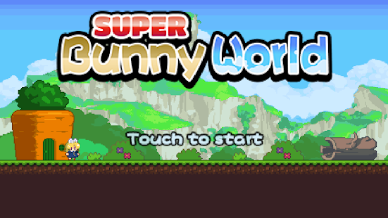 Super Bunny World - screenshot thumbnail