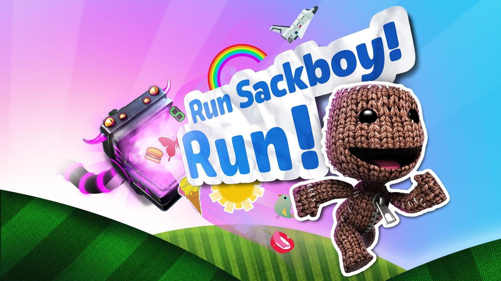 Run sackboy run скачать на компьютер