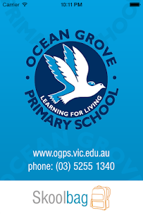 Ocean Grove Primary - Skoolbag- screenshot thumbnail