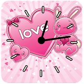 Kawaii Love Clocks