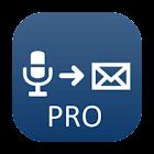 SMS / Email con la Voce PRO icon