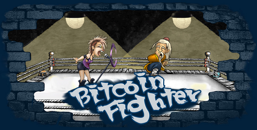 Bitcoin Fighter- screenshot
