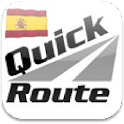 Quick Route Spain icon