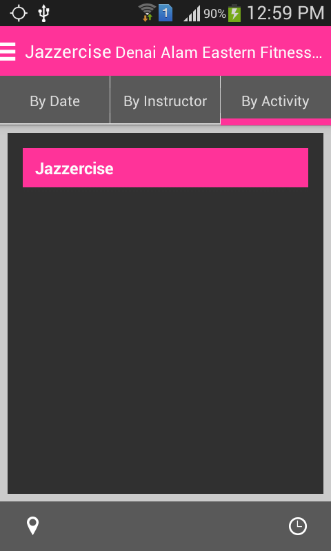 Jazzercise - screenshot