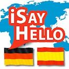 iSayHello German - Spanish icon