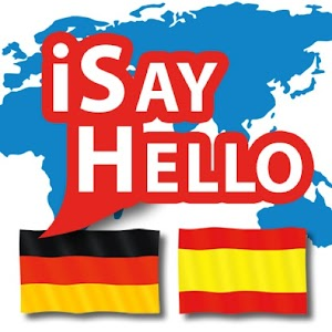 iSayHello German - Spanish