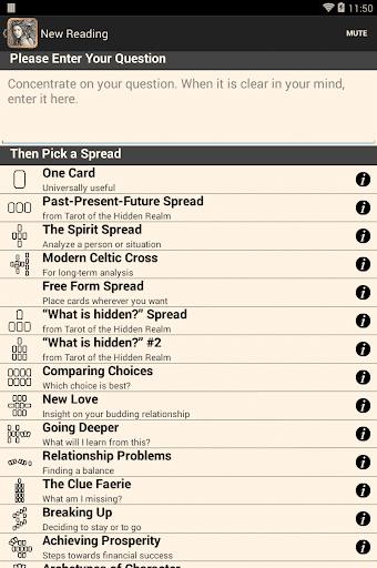 玩免費娛樂APP|下載Tarot of the Hidden Realm app不用錢|硬是要APP