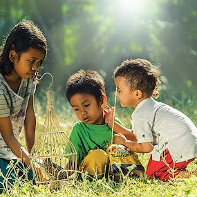 together by IDewa ZesmaerthaPrabawatma - Babies & Children Children Candids