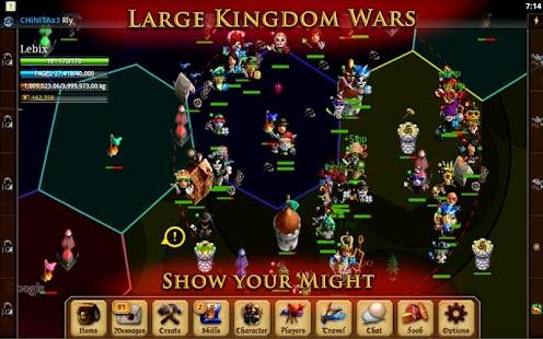 Parallel Kingdom MMO - screenshot thumbnail