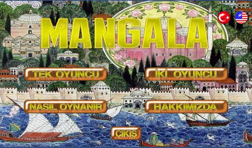 Mangala 3D Türk Zeka Oyunu
