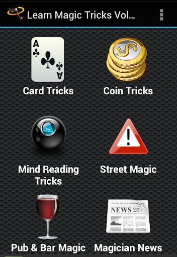 Learn Magic Tricks Vol. 1