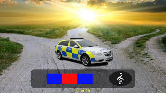 【免費娛樂App】Police Siren & Ringtones-APP點子