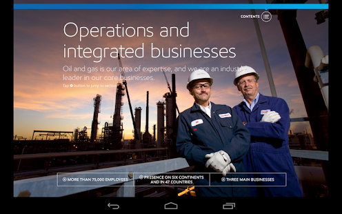 Working at ExxonMobil- screenshot thumbnail