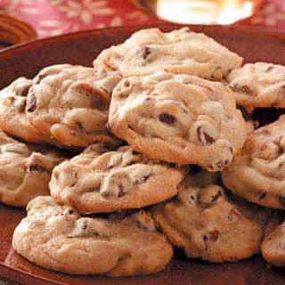 Honey Maple Cookies.
