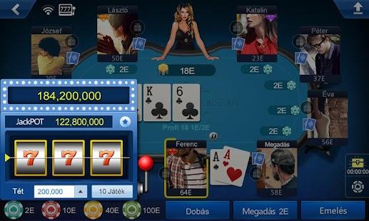 Póker Magyarország - screenshot thumbnail