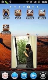 USpyCam (Ultra Spy Camera) Screenshot 1